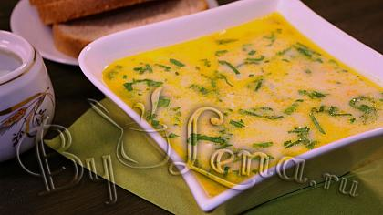 Греческий куриный суп - Рецепт с ВИДЕО