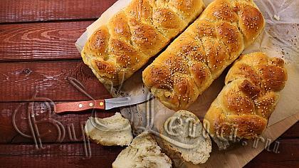 Домашний Хлеб - Видео Рецепт