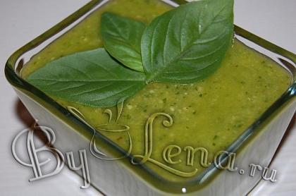 Соус Песто по-генуэзски(Pesto alla Genovese)