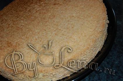 Бисквит(Основной рецепт)