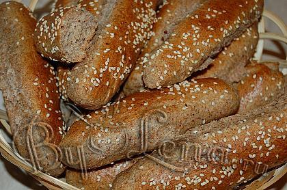 Цельнозерновые хлебцы с отрубями