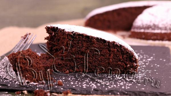 шоколадный торт рецепт за 10 минут
