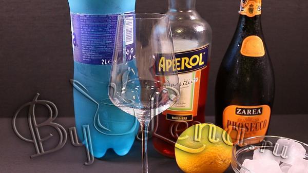 Как приготовить апероль в домашних условиях